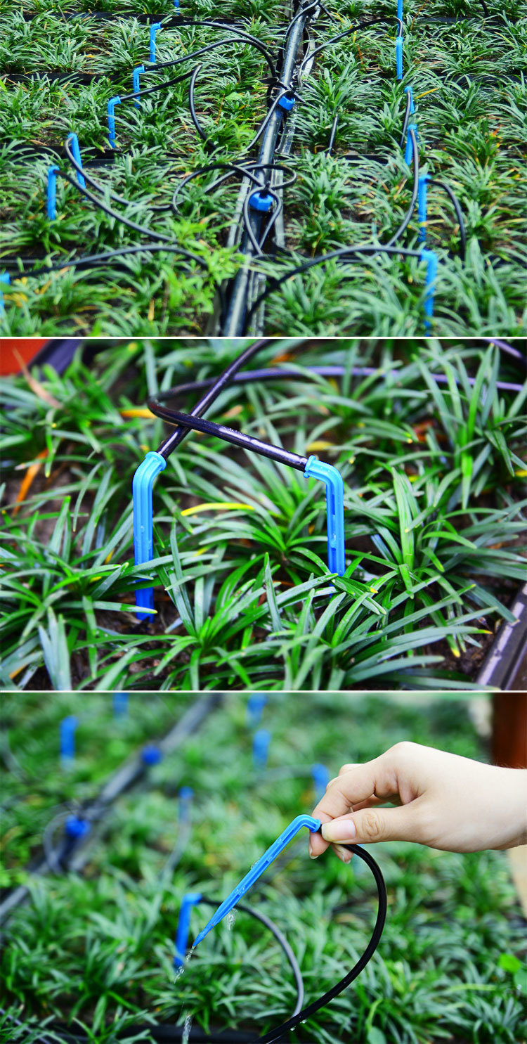 Automatic Hose Plant Watering Irrigation Kit DIY Drip Irrigation System  Micro Drip Atomizing Nozzle Mister Garden Watering Kits
