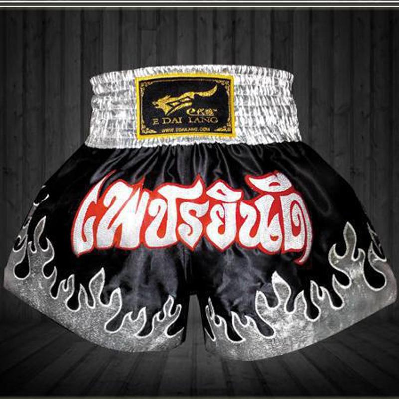 Одежда высшего качества Санда Шорты для женщин ушу Муай Тай Boxeo ММА одежда тхэквондо Бокс ткань Боевые искусства Короткие штаны борьба конк...