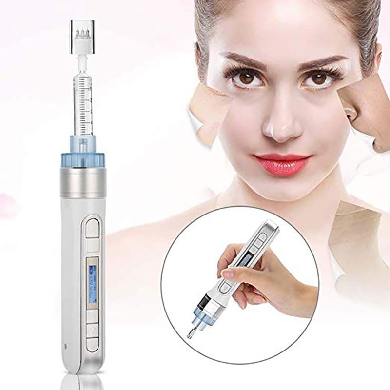 3D Smart Meso Gun Meso Injection Pen Removal Black Eye Anti-wrinkle Handheld Beauty Device Water Skin Care Injection Gun