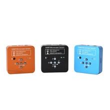 Microscope vidéo numérique téléphone, Full HD 34MP 2K 1080P 60 fps HDMI USB caméra CPU soudure de PCB