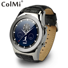 ColMi Bluetooth font b Smartwatch b font VS15 Push APP Heart Rate Tracker Connect Apple Phone