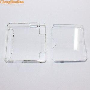 Image 4 - ChengHaoRan 1pc best Dura Protettiva di Alta qualità di prezzi Borsette Caso di Cristallo per Nintendo Gameboy Advance SP GBA SP