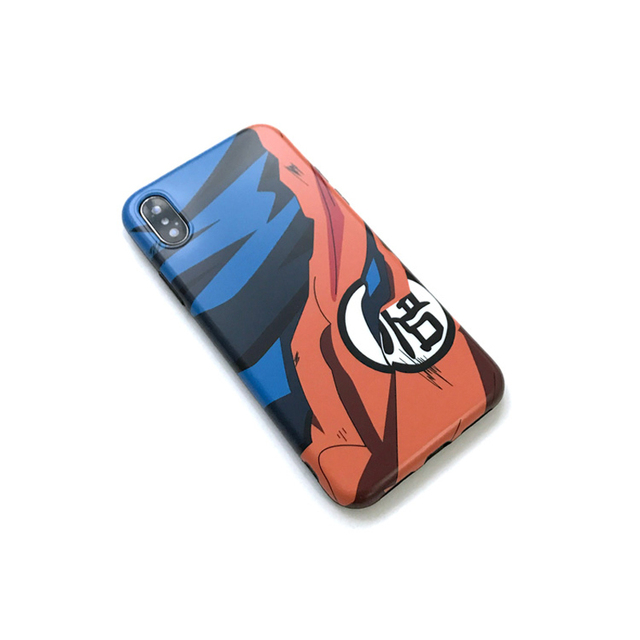 Dragon Ball Super Son Goku soft silicon phone case