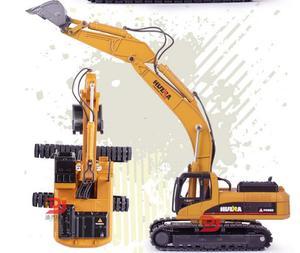 Image 3 - Modèle de véhicule dingénierie en alliage élevé, pelle en alliage 1:50, jouets, moulages en métal, véhicules de jouet, livraison gratuite
