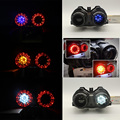 Motorcycle Flashers Led Integrated Tail Light For BWS 25 YW125 2009 2010 2011 2012 2013 2014 2015 Motorcycle Tail Light