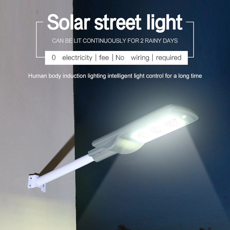 AUGIENB 21000LM 40 W/80 W/120 W Solar Straße Licht 30/60/90 LED Outdoor beleuchtung Sicherheits Lampe Motion Sensor IP67 Wasserdicht