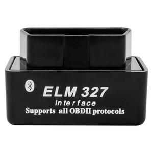 Image 5 - מיני ELM327 OBD2 השני רכב Bluetooth סורק רכב אבחון כלי אנדרואיד מומנט אוטומטי DTCs כלי סריקה