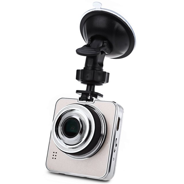 Car DVR Camera Full HD 1080P RH - C2 2.3 Inch TFT Loop Cycle Recording Parking Monitor with Motion Detection G-sensor Function