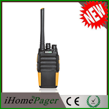 Wireless tour guide system powerful high frequency two way radio 8W Wide/Narrow Band Call Settings Functions walkie talkie