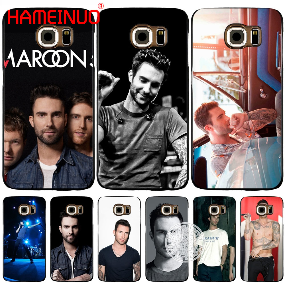 HAMEINUO maroon cell phone case cover for Samsung Galaxy Note 3,4,5 E5,E7 ON5 ON7 grand prime G5108Q G530