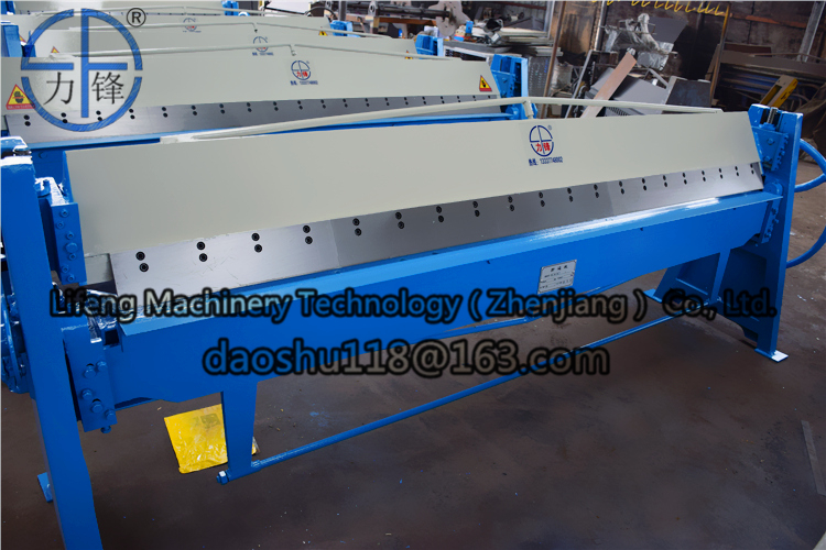 Sheet metal folding machines, Manual/TDF sheet metal bending machine