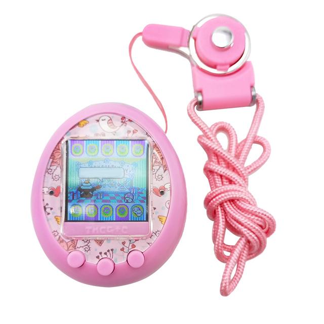 Hot for Tamagotchi Cartoon Electronic Pet Game Handheld game machine game Console Virtual Pet Kids Toy Gift