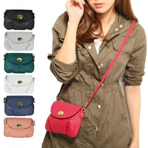 Women Mini Purses Bag Zipper And Hasp Clutch Bags Casual Multi Color Pu Leather Shoulder Cross Coin Purse Tote Bolsas In Top Handle From Luggage