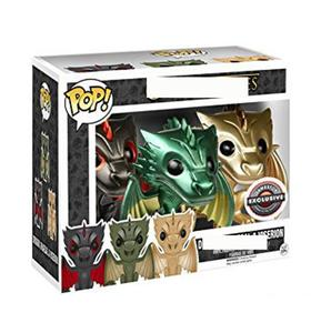 FUNKO POP Anime Game of Thrones Collectible Model Boy Toys Song Of Ice And Fire Movie Doll Birthday Gift Action Figure