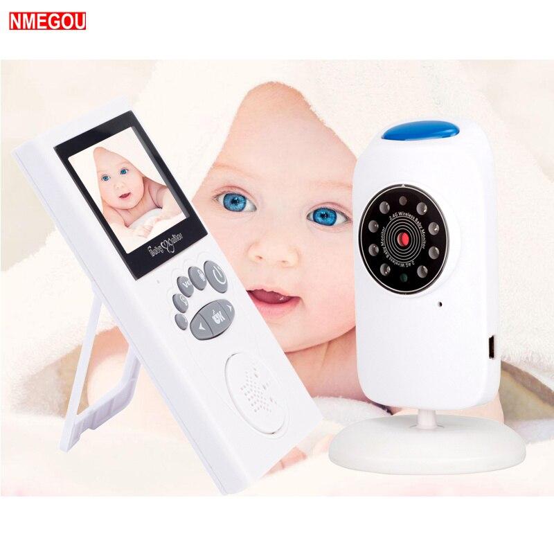Vision nocturne sans fil couleur Lcd Audio vidéo Babymonitor sommeil Bebe bébé téléphone Radio nounou caméra moniteur sécurité bébé moniteur