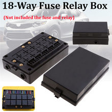 Auto Fuse Relay Box | Wiring Diagram Aftermarket Fuse Relay Box on
