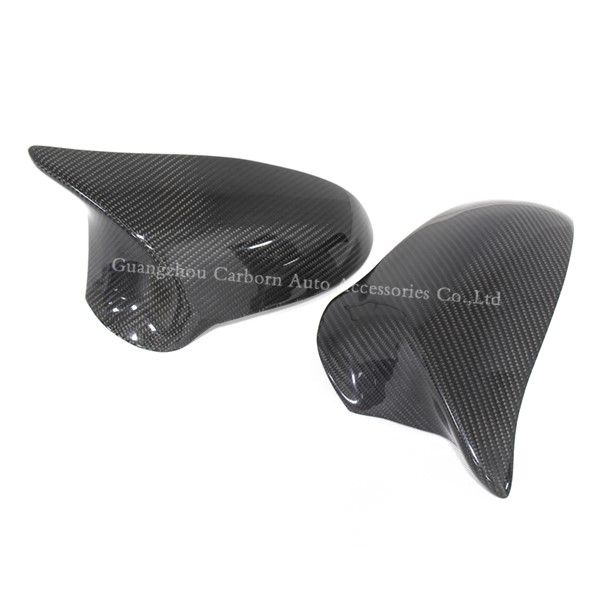 For BMW M Series F80 F82 F83 2014 Up Add On Type Carbon Fiber Body Side Rear View Mirror Cover Right Hand Drive in Mirror Covers from Automobiles Motorcycles