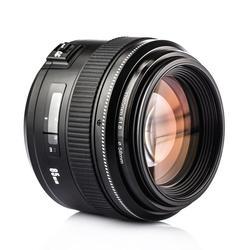 Стандартная фиксированная фокусная лента YONGNUO 85 мм F1.8 AF/MF для Canon EF EOS Camera 7DII 5DII 5diii 5DS 6D 80D 70D 760D 700D