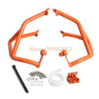 Motorcycle Engine Guards Protector Crash Bars For KTM LC4 690 Duke R 2012 2013 2014 2015