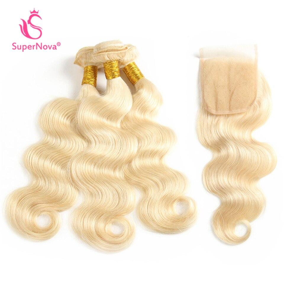 aliexpresscom buy supernova hair blonde bundles with