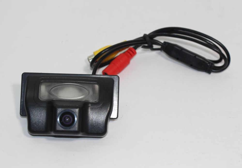 Автомобиль ПЗС заднего вида Камера для Nissan Tiida Slyphy B17 Teana Bluebird Водонепроницаемый Ночное видение Резервное копирование Камера