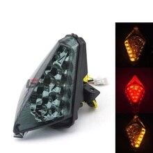 Для Yamaha мотоцикл задний фонарь TMAX530 tmax530 12-13-После 14 года, СВЕТОДИОДНЫЕ задние фонари стоп-сигналы задний фонарь