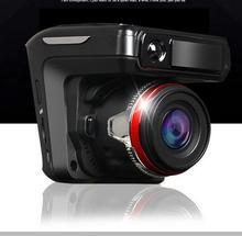 Portable 2.4″ TFT 3 in1 Best Car radar detector Full HD 1080P Russian version car detector Car DVR Camera + GPS Tracker recoder