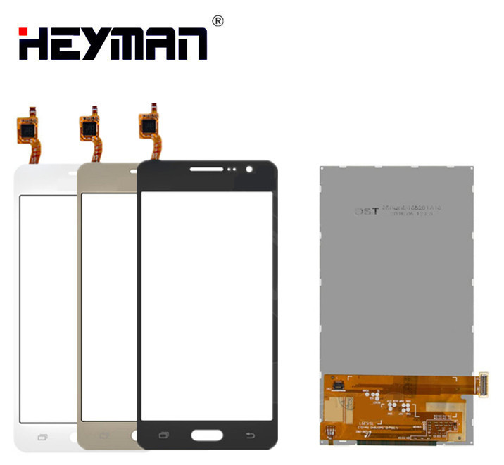 LCD with Touchscreen for Samsung Grand Prime VE G531H/DS SM-G531H J2 LCD display screen Digitizer Glass Panel Front