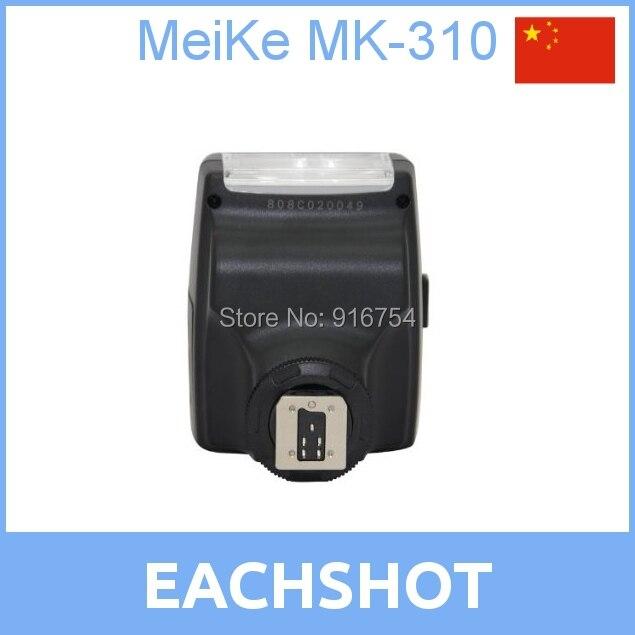 Meike MK-310 Flash TTL Maître HSS Appui 1/8000S Pour Canon EOS 70d 5dii 6D 60D 700D 650D 270EX II SX40 SX50 100D 600D G12 G1X