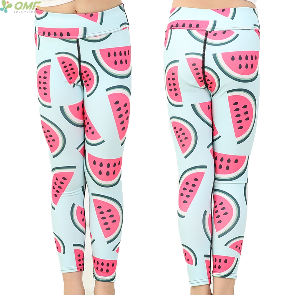 e897a1bc9e37df Buy watermelon leggings kids and get free shipping on AliExpress.com