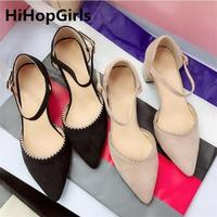 HiHopGirls 2018 New Summer Beads Decorated Spiky Women Sandals Sexy High Heels Fashion Buckle Open Toe Woman Shoes