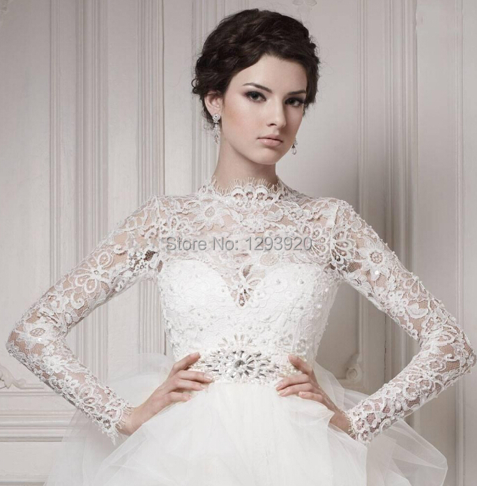 Restoring Ancient Ways Wedding Dress Lace Turtle Neck Backless