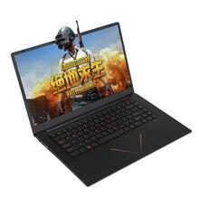 15,6 дюйма 8 ГБ ОЗУ Intel Core i7 Процессор 2 ГБ GT940M GPU 1920X1080P FHD Windows 10 Системы ультратонкие игровой ноутбук Тетрадь компьютер