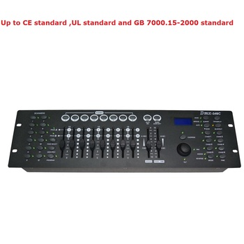 2019 New Arrival 240 C DMX Controller DMX512 Dj DMX Console Equipments For Stage Party Wedding Disco Shows Events Lighting 2xlot big discount 6 channel simple dmx controller for stage lighting 512 dmx console dj controller equipments free shipping