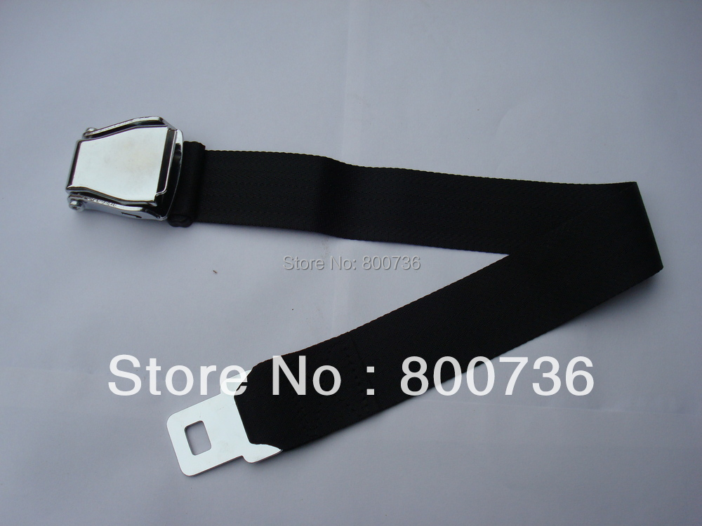 Adjustable Aircraft Seat Belt Extender Plane Seat Belt