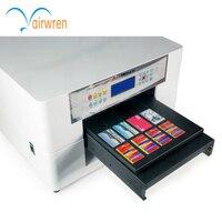 AR-LED Mini4 Uv-flachbettdrucker mit tinte volumen überwachung