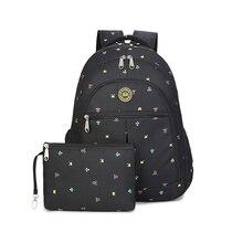 Multifunktionswindel-Tasche für Mutter-Baby-Spaziergänger-Tasche kann auf Spaziergängern große Kapazitäts-Rucksack-Windel-Tasche mit 3pcs Geschenke gehangen werden