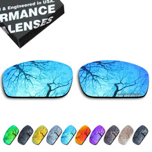 ToughAsNails Resist Seawater Corrosion Polarized Replacement Lens for Oakley Monster Pup Sunglasses - Multiple Options