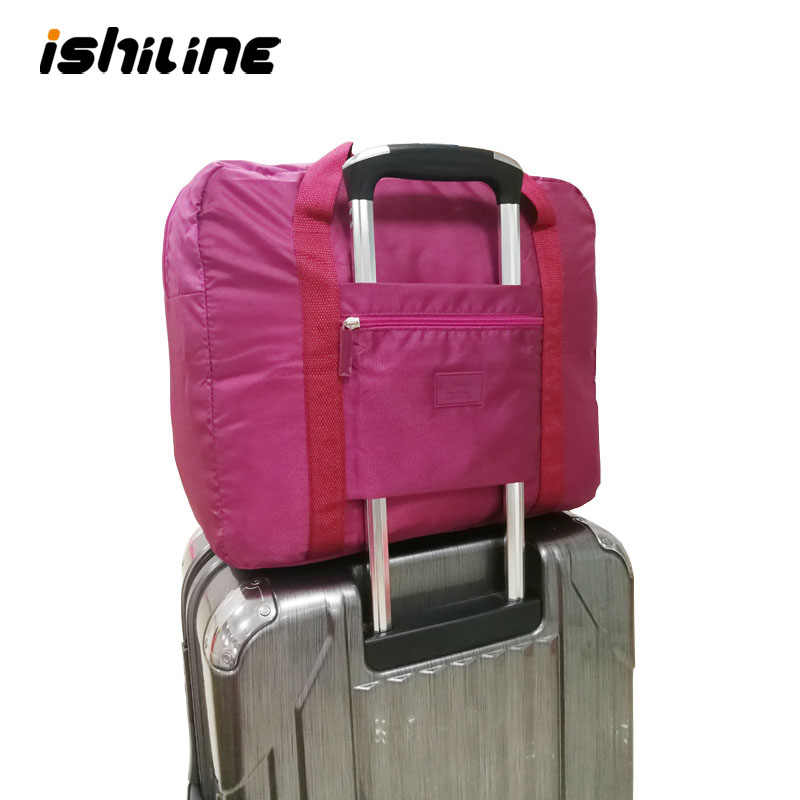 Travel Bag Storage Bags Hand Luggage Large Casual Clothes Storage Organizer Case Suitcase