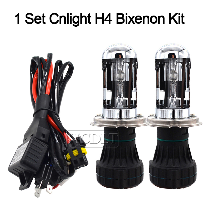 Car BI-Xenon 55W Conversation HID KIT H1 H3 H7 H11 H4-3 Bi-xenon Hi\low Beam Kit