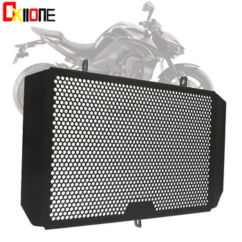 Motorcycle Grille Radiator Guard Cover Aluminum Alloy Radiator For Kawasaki Z800e 2013-2017 2016 Grille Radiator Guard Cover