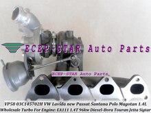 VP58 03C145702H Turbo For VW LAVIDA NEW Passat Santana Polo Touran Magotan Bora Jetta Sigtar For A3 Octavia EA111 1.4L 1.4T 96KW