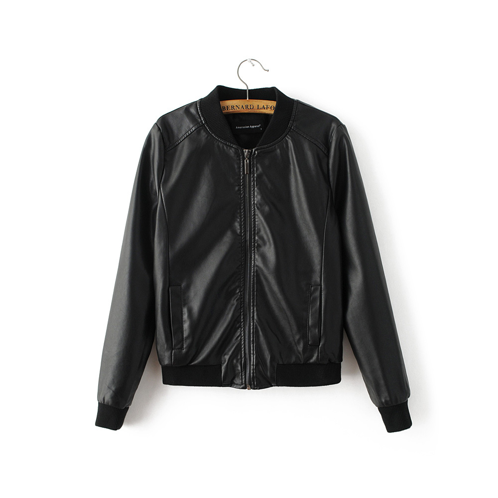 Online Get Cheap Simple Leather Jacket -Aliexpress.com | Alibaba Group