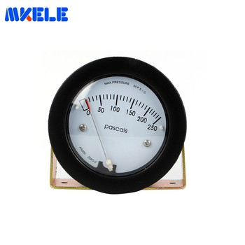 Air Differential Pressure Meter TE5000 0-250Pa Mini Size Easy To Mounting Pointer -68 ~ 103KPa Bar Gauge Hydraulic Test Measurer