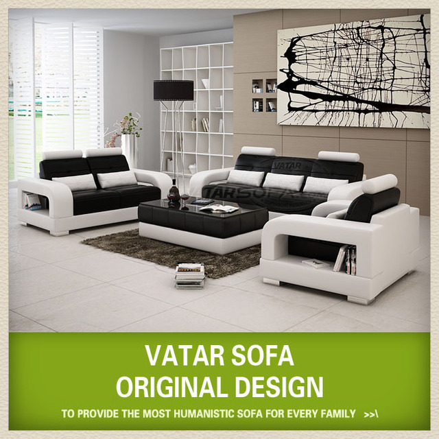 Vatar Sofa Original Design Foam Cushions Online India Lounge Set Pure Leather Round Sectional Furniture