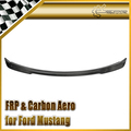 Car-styling For Ford 2015 Mustang KT Style Carbon Fiber Rear Ducktail Spoiler Wing