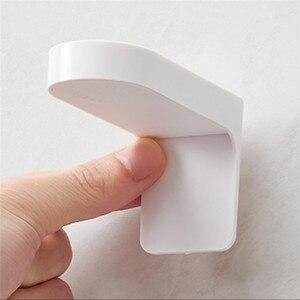 Image 3 - Youpin HL soporte magnético para jabón para el hogar, contenedor dispensador, accesorio de pared, plato de jabón de adherencia para accesorios para el baño