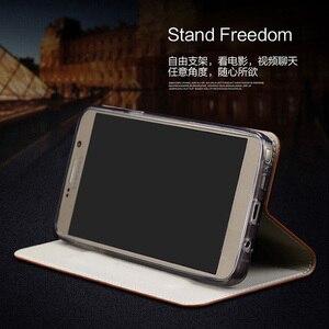 Image 4 - wangcangli brand phone case genuine leather crocodile Flat texture phone case For Huawei p8Lite handmade phone case
