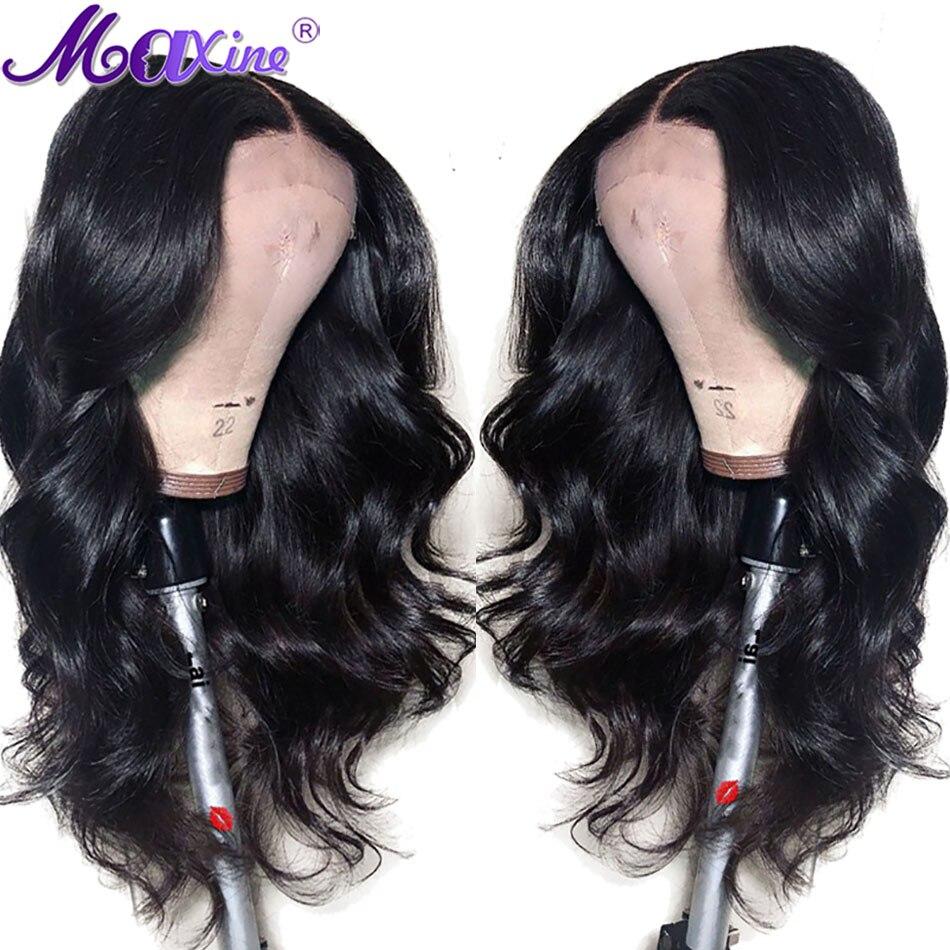 Brazilian Body Wave Wig 4x4 Closure Wig Human Hair Brazilian Lace Front Wigs For Black Women