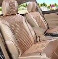 Senior cool and breathable ice silk Universal car Seat Cover,5 seats and  Universal Car Seat Covers,Four seasons Universal